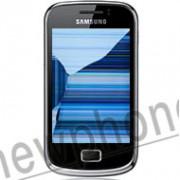 Samsung Galaxy Mini 2, LCD scherm reparatie