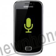 Samsung Galaxy Mini 2, Microfoon reparatie