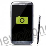 Samsung Galaxy Note 2, Camera reparatie