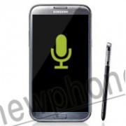 Samsung Galaxy Note 2, Microfoon reparatie