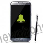 Samsung Galaxy Note 2, Speaker reparatie