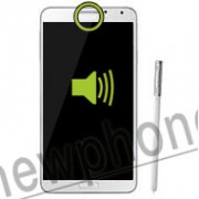 Samsung Galaxy Note 3, Ear speaker reparatie