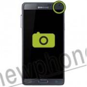 Samsung Galaxy Note 4, Front camera reparatie