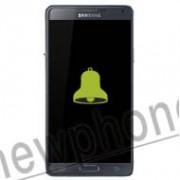Samsung Galaxy Note 4, Speaker reparatie