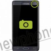 Samsung Galaxy Note Edge camera reparatie