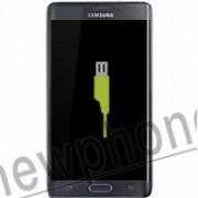 Samsung Galaxy Note Edge connector reparatie