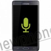 Samsung Galaxy Note Edge microfoon reparatie