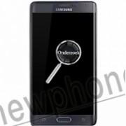 Samsung Galaxy Note Edge onderzoek