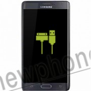Samsung Galaxy Note Edge software herstellen