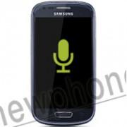 Samsung Galaxy S3 Mini, Microfoon reparatie