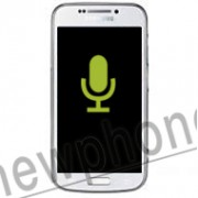 Samsung Galaxy S4 Zoom, Microfoon reparatie