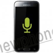 Samsung Galaxy S5 mini, Microfoon reparatie