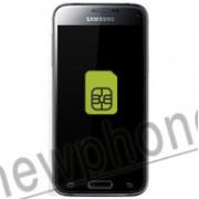 Samsung Galaxy S5 mini, Sim slot reparatie