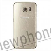 Samsung Galaxy S6 edge back cover reparatie
