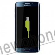 Samsung Galaxy S6 Edge connector reparatie