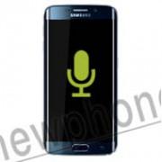 Samsung Galaxy S6 Edge microfoon reparatie