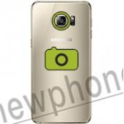 Samsung Galaxy S6 edge Plus back camera reparatie