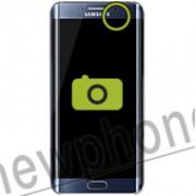 Samsung Galaxy S6 edge Plus camera reparatie