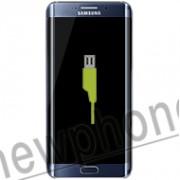 Samsung Galaxy S6 Edge plus dock connector reparatie