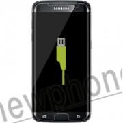 Samsung galaxy s7 edge connector reparatie