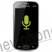Samsung Galaxy S Duos, Microfoon reparatie