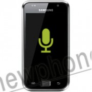 Samsung Galaxy S Plus, Microfoon reparatie