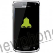 Samsung Galaxy W, Speaker reparatie