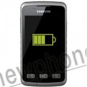 Samsung Galaxy Xcover S5690, Accu reparatie
