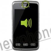 Samsung Galaxy Xcover S5690, Ear speaker reparatie