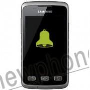 Samsung Galaxy Xcover S5690, Speaker reparatie