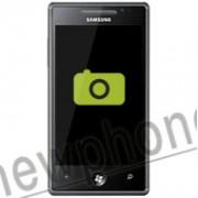 Samsung Omnia 7, Camera reparatie