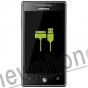 Samsung Omnia 7, Software herstellen