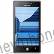 Samsung Omnia 7, Touchscreen / LCD scherm reparatie