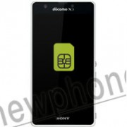 Sony Xperia A, Sim slot reparatie