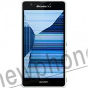 Sony Xperia A, LCD scherm reparatie