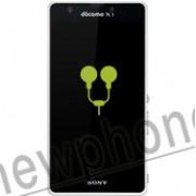 Sony Xperia A, Audio jack reparatie