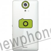 Sony Xperia A, Back camera reparatie