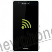 Sony Xperia A, Wi-Fi reparatie