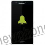 Sony Xperia A, Speaker reparatie