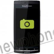 Sony Ericsson Xperia Arc, Camera reparatie