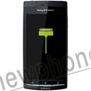 Sony Ericsson Xperia Arc, Connector reparatie