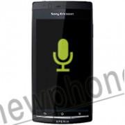 Sony Ericsson Xperia Arc, Microfoon reparatie