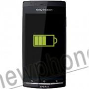 Sony Ericsson Xperia Arc S, Accu reparatie