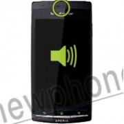 Sony Ericsson Xperia Arc S, Ear speaker reparatie