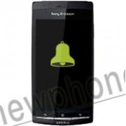 Sony Ericsson Xperia Arc S , Speaker reparatie