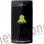 Sony Ericsson Xperia Arc, Speaker reparatie