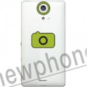 Sony Xperia C, Back camera reparatie
