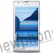 Sony Xperia C, LCD scherm reparatie
