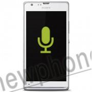 Sony Xperia C, Microfoon reparatie