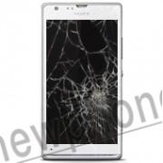 Sony Xperia C, Aanraakscherm reparatie